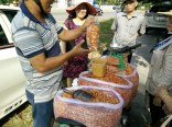 Shrimp by the kilo by moped, Phu Quoc, Vietnam