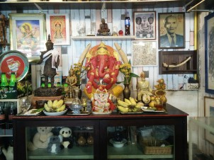Curiosities. Bangkok, Thailand