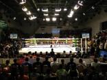 An afternoon at the fights, Bangkok, Thailand